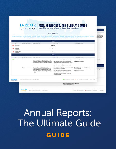 Annual Reports: The Ultimate Guide