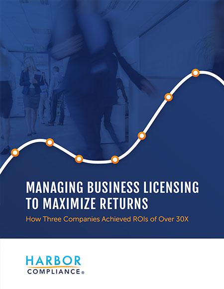 Managing Business Licensing