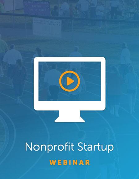 Nonprofit Startup Webinar