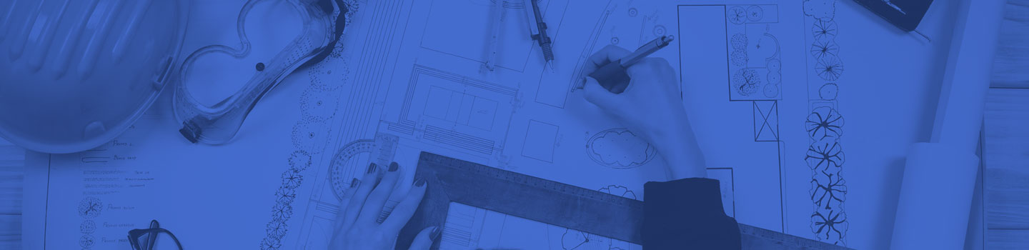 An overview look of an architectures blueprints