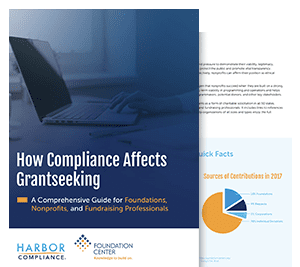 Our How Compliance Affects Grantseeking white paper