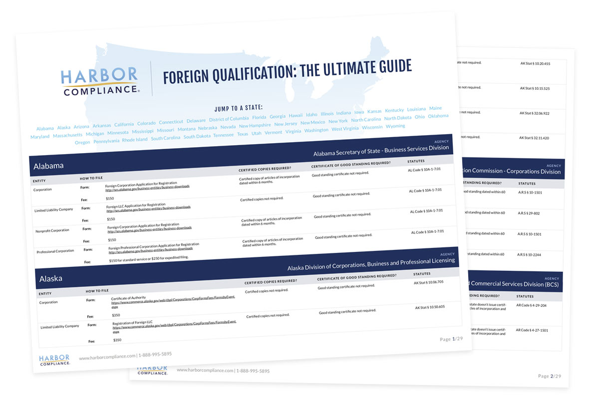 Foreign Qualification: The Ultimate Guide
