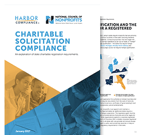 Our Charitable Solicitation Compliance white paper