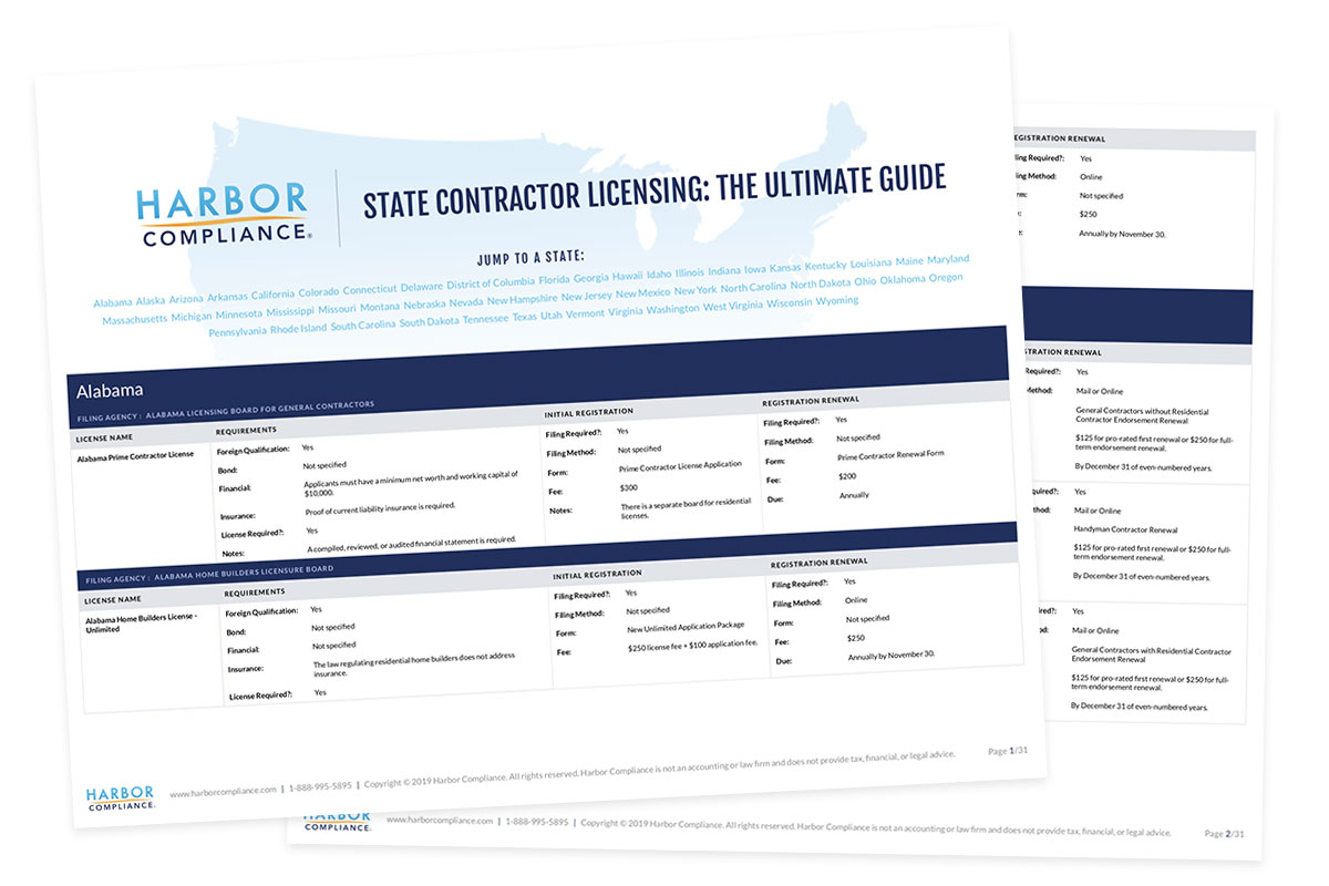 State Contractor Licensing: The Ultimate Guide