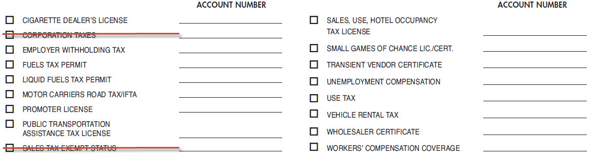 Pennsylvania Tax ID | Harbor Compliance