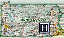 pennsylvania commercial registered office provider online