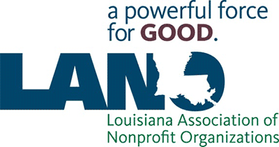 Logo of the Louisiana Association of Nonprofit Organizations