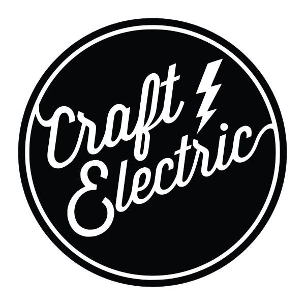 A logo of Craft Electric